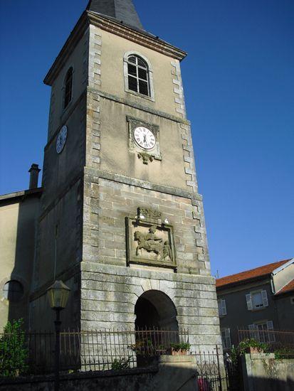 Eglise-Gomelange